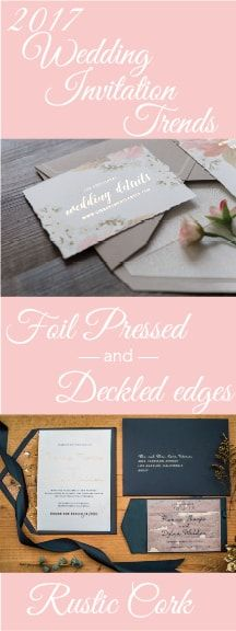 Custom Wedding Invitations by Engaging Papers
