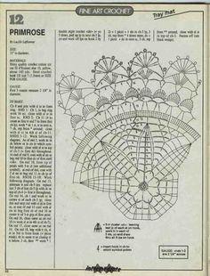 Handicraft with love ... by Lu Guimarães: Magic magazine crochet 91 Complete