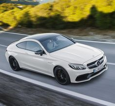 If you buy the 2017 Mercedes-AMG C63 Coupe, you take on a great responsibility. As in, it's your duty to take it someplace without speed limits every once in awhile, where she can really stretch her legs and fire her pistons.