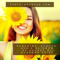 5 Ways to Find Sunshine and Comedy regardless of the climate!   https://theteenmentor.com/2017/06/30/sunshine-scoops-and-a-rainbow-of-laughs-by-susanna-spies  Follow The Teen Mentor for daily quotes and teen articles.  #theteenmentor #teenmentors #portalofwisdom #reallifewisdom #teenwisdom #youthinspiration #youthmotivation #teens #teenadvice #teenhelp #wisdom #theimportantstuff #reallifewisdomforteens #teenmentoring #teenagers #teenlife #teenmotivation #teeninspiration #youth #youthmentor…