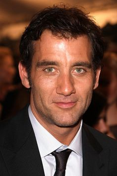Hairstyles for Men Over 40. Clive Owen