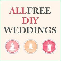 19 DIY Wedding Ideas for a Winter Wedding: Colors, Clothes, and Crafts   AllFreeDIYWeddings.com