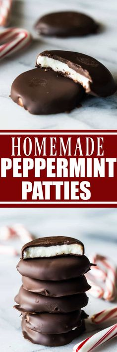 Homemade Peppermint Patties! Never buy these again! So easy to make, only a handful of ingredients needed! Perfectly cool peppermint center encased in decadent dark chocolate.  One of my favorite things about the holidays is the abundance of peppermint. And one of my favorite peppermint treats is Peppermint Patties. So it was only natural...Read More