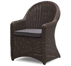 Strathwood Hayden All Weather Wicker Bistro Chair