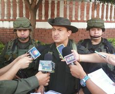 Noticias de Cúcuta: Nuevo comandante para las compañías antinarcóticos...
