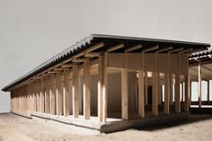 Timber Architecture, Japan Architecture, Architecture Details, Dormer House, Landscape Model, Arch Model, Building Structure, Architectural Features, Facade