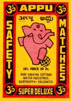 indian matchbox