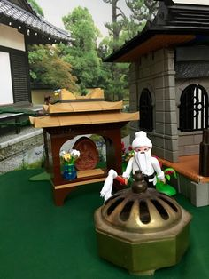 Playmobil Custom Buildings: Chinese House 摩比建築物改造:中式房屋 - PLAYMOBIL Collectors Club