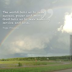 Thanks Franny! Beautiful rainbow. (This poster was created with the app Pope Francis Daily Surprise)