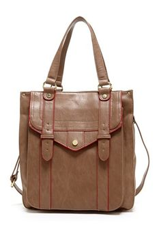 I had to buy it. :) Hudson Tote by Steve Madden on @HauteLook