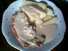 cz - On-line kuchařka - fotografie 2 Pesto, Stew, Mashed Potatoes, Ice Cream, Pudding, Ethnic Recipes, Desserts, Whipped Potatoes, No Churn Ice Cream