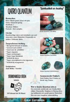 Quatro Quantum - uitleg en werking - Gaia zilveren sieraden