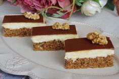Nanukové rezy Tiramisu, Sweets, Ethnic Recipes, Ukraine, Cakes, Gummi Candy, Cake Makers, Candy, Kuchen