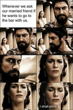 A married sparta