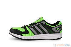 Adidas Galaxy M (Solar Green/Iron Metallic/Core Black) | M18656