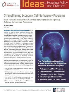 Economic Development, White Paper, Self