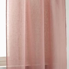 Image 1 of the product SHEER LINEN CURTAIN