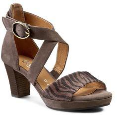 Sandály GABOR - 22.390.22 Fango Kombi