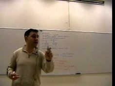 Macroeconomics, Lecture 01 - This video will help you a lot in your macroeconomics class. He has the whole course on youtube!