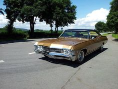 The Chevy Impala bears a striking new design highlighting its increased power and luxury features. Impala For Sale, New Chevy, Impalas, Super Sport, Chevrolet Impala, Salt Lake City, Cadillac, Muscle Cars, Cool Cars