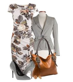 Not a fan of floral prints, but when its more earthy and subtle like this I would wear it