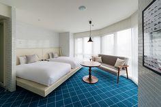 客室のご紹介 | HOTEL EDIT YOKOHAMA ホテル エディット 横濱