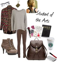 """Don't become a beauty school dropout"" by kells2thenaw on Polyvore"