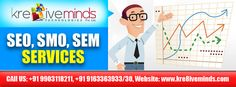 Choose www.kre8iveminds.com for availing the best Digital Marketing services in India at affordable price.