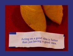 wisdom form fortune cookie