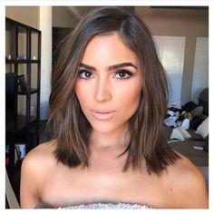 Olivia Culpo's makeup