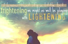 Lightning- The Wanted
