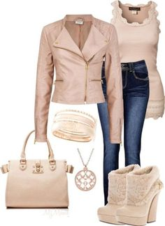 50+ Cute Fall & Winter Outfit Ideas 2017  - Are you looking for something heavy to wear? Do you want new fall and winter outfit ideas to try in the next year? In the fall and winter seasons, the... -  fall-and-winter-outfit-ideas-2017-34 .