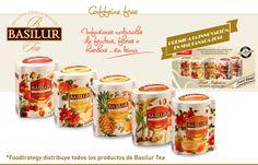 Basilur Tea Spain & France. Fruits infusions Caffeine free. Food Marketing, My Tea, Food Industry, Caffeine, Tea Time, Foodies, Trust, Snack Recipes, Spain
