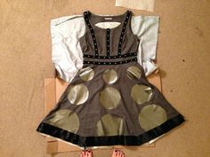 Dalek Dress.