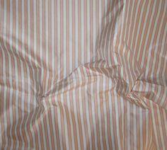 Silk Taffeta, Pink Stripes, 18th, Fabric, Home Decor, Products, Women, Tejido, Homemade Home Decor