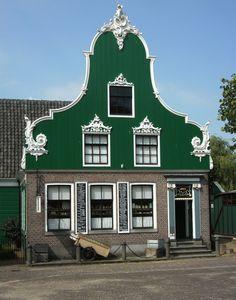 Green house.