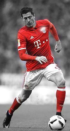 Lewandowski Robert Lewandowski, Fc Bayern Munich, Sports Celebrities, Soccer Stars, Soccer World, Plein Air, Football Players, Black Box, Legends