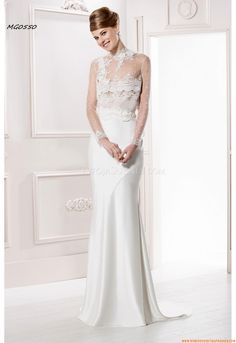 Robe de mariée Manu García MG0550 2014