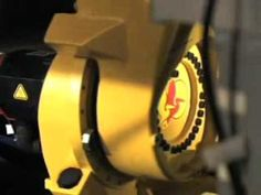 Watch the Pelican Case: Fanuc Robot in action!