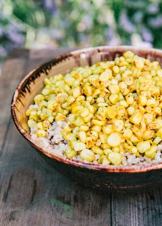 Recipe: Bryant Terry's Curried Corn and Coconut Rice — An Afro-Asian 4th of July