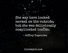 deliciously complicated...<3