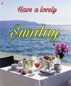 Beautiful Morning Messages, Wish, Sunday, Domingo