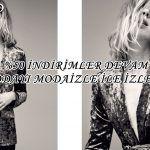 Zara Ağustos Ayı İndirimi 2017 #zara #zaraindirim #inditex #modaindirimleri #avmindirimleri