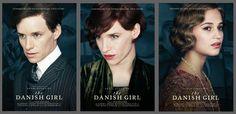 The Danish Girl, poster