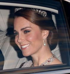 """24 Likes, 1 Comments - Catherine Duchess of Cambridge (@hrhkate_cambridge) on Instagram: """"12th July 2017~ Buckingham Palace"""""""