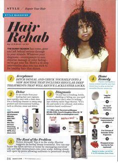 Repair your hair...