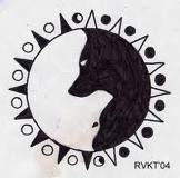 I really like this for the Cherokee saying the one you feed, and also that it has the lunar cycle is genius. I would do more with the rays and add detail. Amazing tattoo design