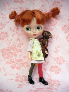 Pippi Longstocking by kikihalb, via Flickr