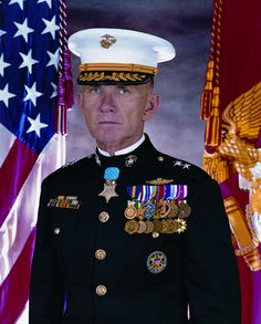 General Mattis Dress Blues Modern american heroes · because there are ...