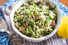 A Simply Delicious Tabbouleh Salad Recipe